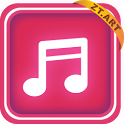 pinkmusic Theme GO Launcher EX icon