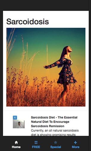 【免費健康App】Sarcoidosis-APP點子