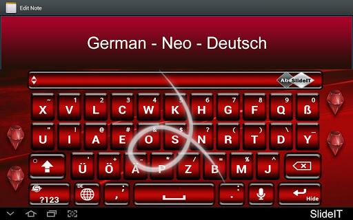 SlideIT German Neo pack
