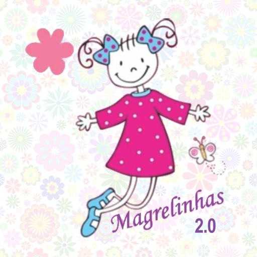 Magrelinhas 2.0 LOGO-APP點子