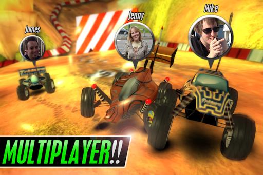 Touch Racing 2 - Mini RC Race 1.4.2.1 Screenshots 4
