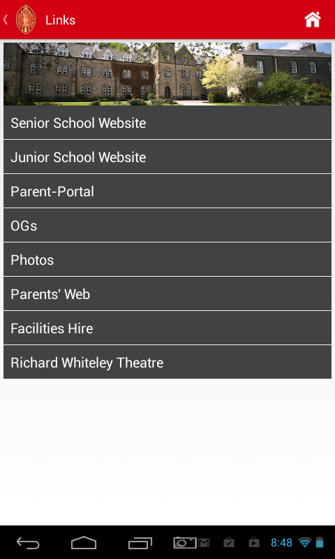 Giggleswick School- screenshot