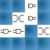 Electrical Symbols Memory Game