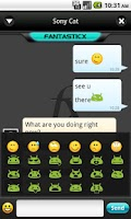 Screenshot of Chat it Out on Android