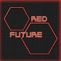 Red Future Theme icon