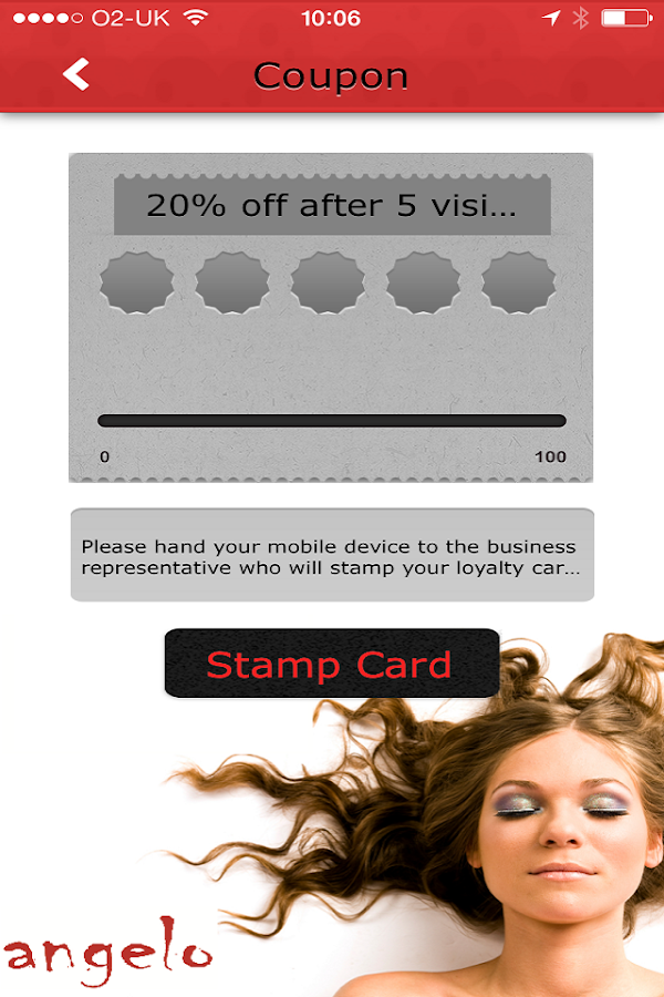 Angelo Hairdressing- screenshot
