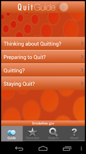 QuitGuide - screenshot thumbnail