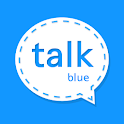 Stitch BLUE : KakaoTalk Theme icon