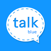 Stitch BLUE : KakaoTalk Theme