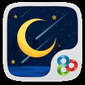 Midnight GO LAUNCHER THEME icon
