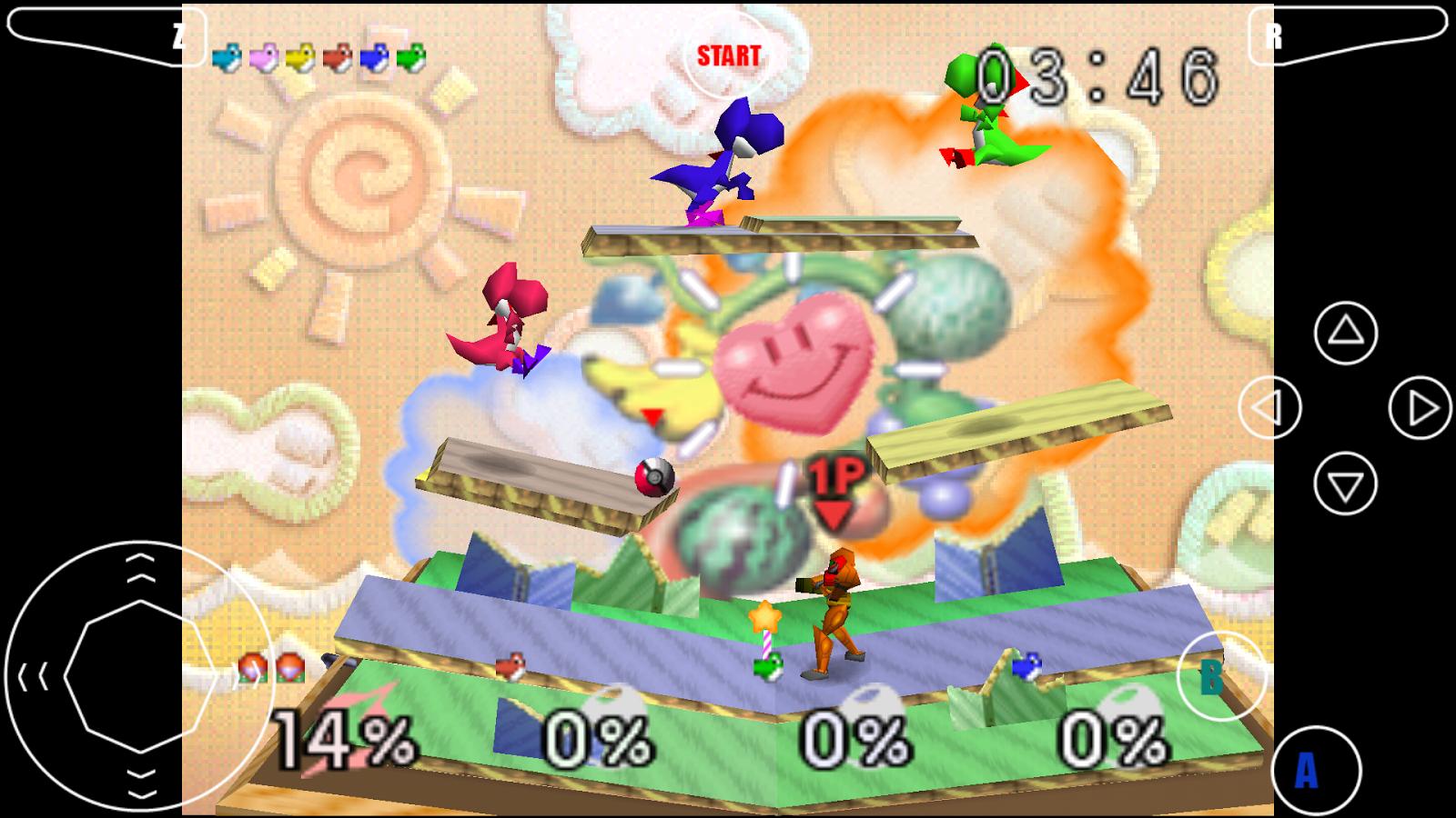 Ultimate N64 Emulator - screenshot