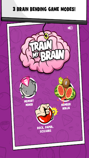 Train My Brain Free - IQ Game
