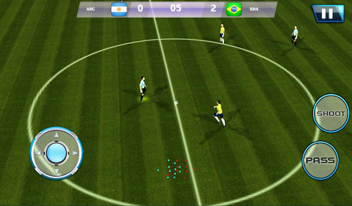 Soccer Hero! Football scores 2.4 screenshots 7