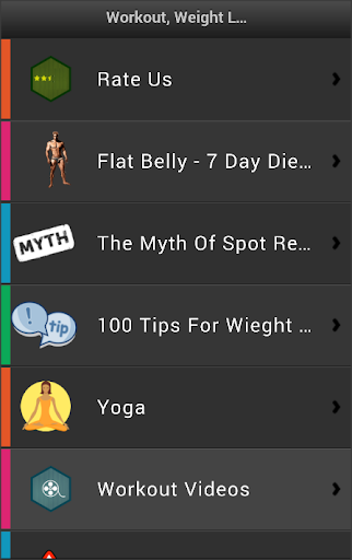 Daily Workout:Weight Loss Yoga