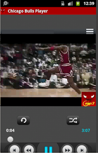 Chicago Bulls Player - screenshot thumbnail