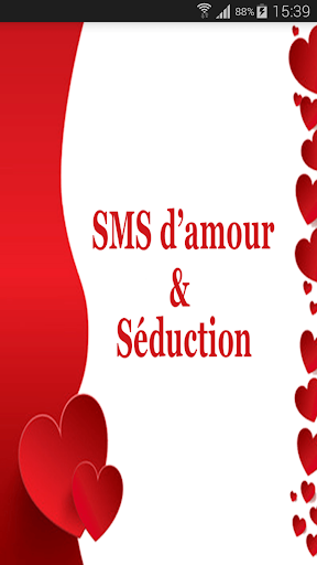 SMS d'amour FR