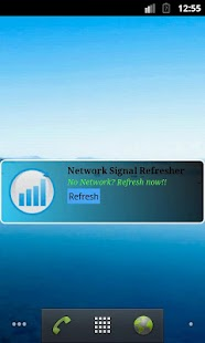 Network Signal Refresher Lite - screenshot thumbnail