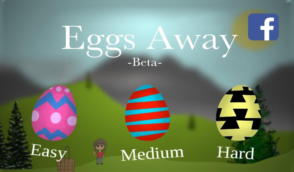 Eggs Away- screenshot