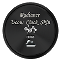 Radiance Uccw Clock Skin icon