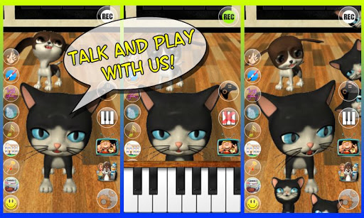 Talking Cat Dog – AdFree