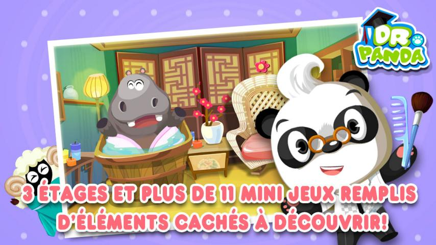 android Dr. Panda: Salon de Beauté Screenshot 14