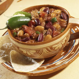 Chili Con Carne with Pinto Beans