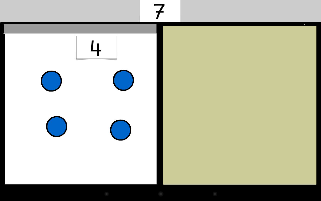 Math Tablet- screenshot