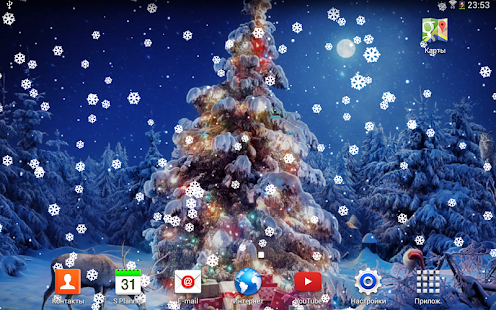 app christmas wallpaper apk for kindle fire download