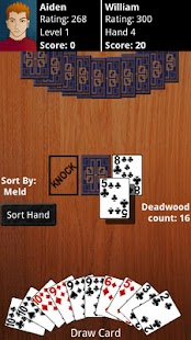 Gin Rummy Pro - screenshot thumbnail