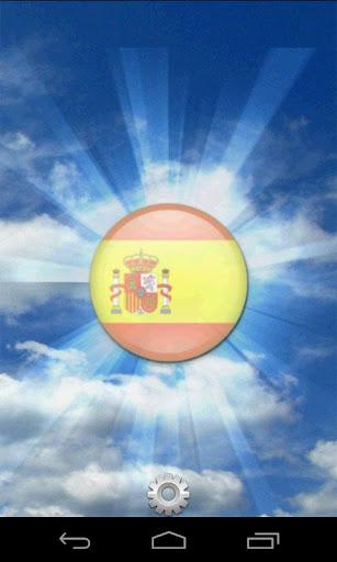 Spain Flashlight