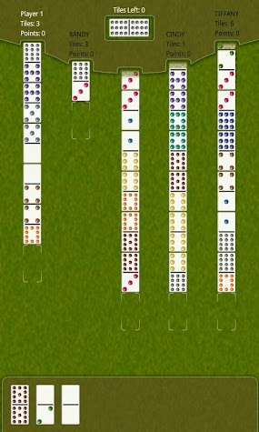 Mexican Train Dominoes Free Screenshot