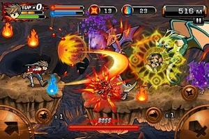 Screenshot of Devil Ninja2 (Cave)