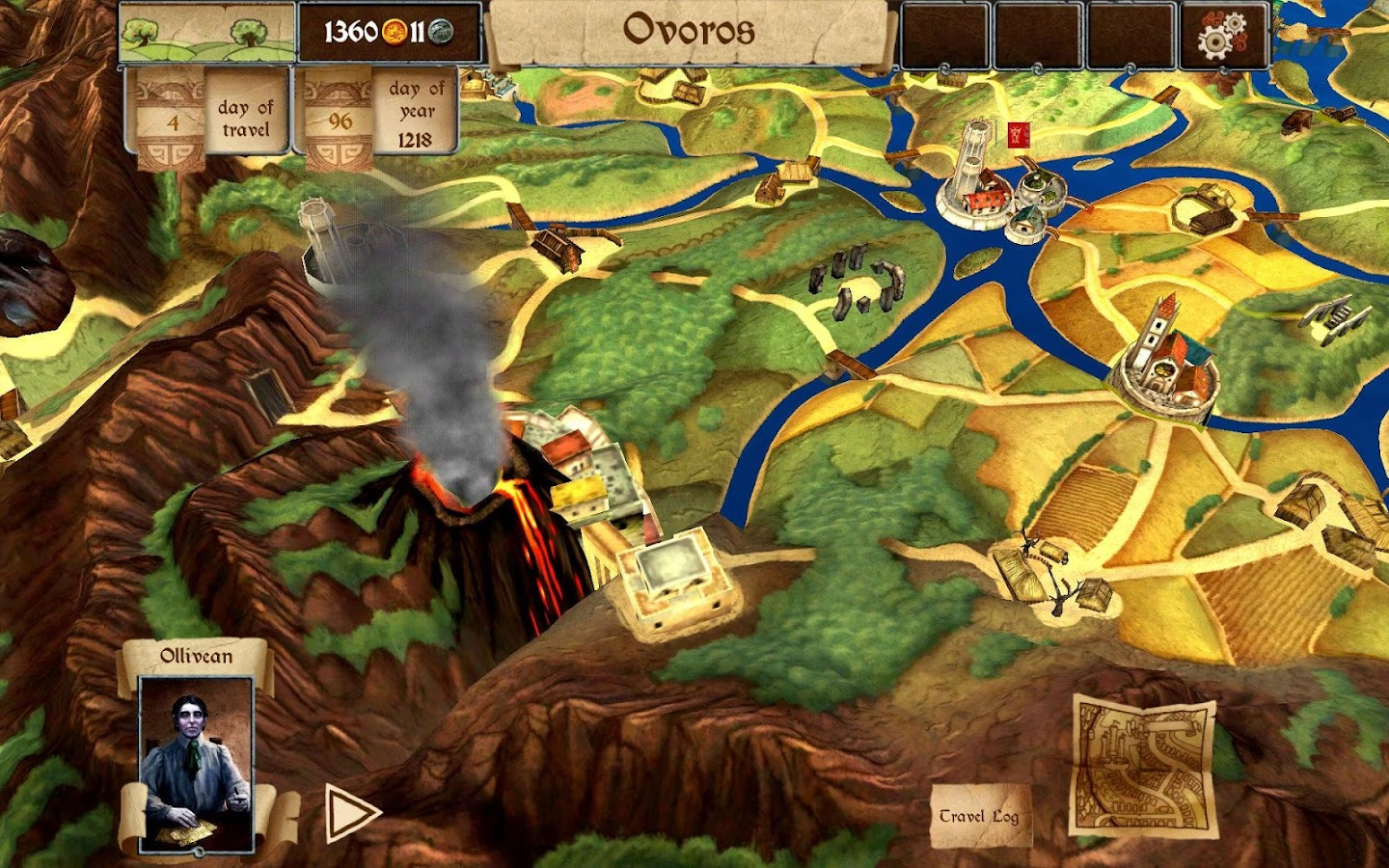 Merchants of Kaidan- screenshot