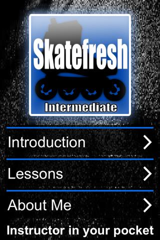 Skate Lessons Intermediate-2