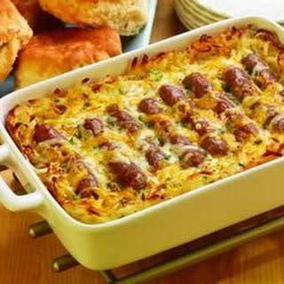 Breakfast Link Bake.