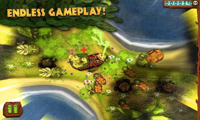 Ant Raid Screenshot Image