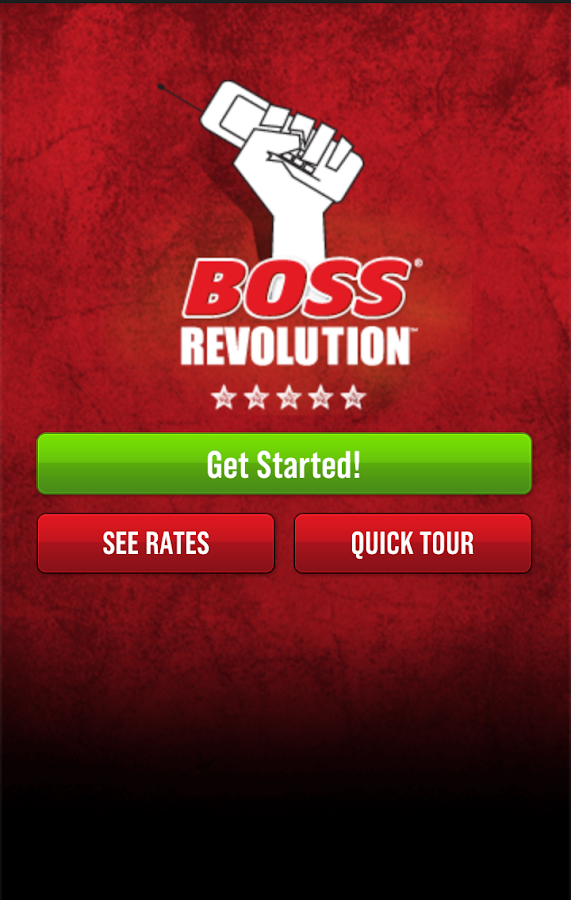 BOSS Revolution US - screenshot