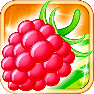Fruit Fever Rush Match Puzzle