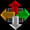 Arrow Swipe icon