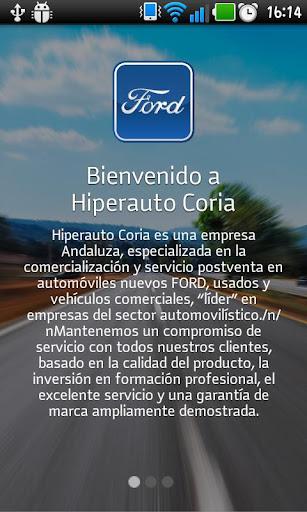 Hiperauto Coria