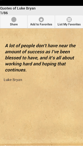 Quotes of Luke Bryan