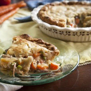 Sweet Onion Chicken Pot Pie.