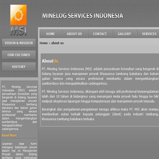 PT. Minelog Services Indonesia 新聞 LOGO-玩APPs