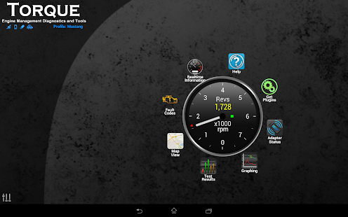Torque Pro (OBD2 / Carro) - screenshot thumbnail