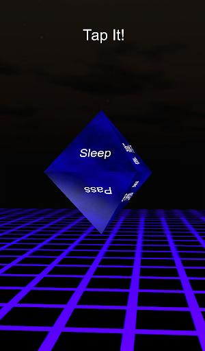 Decision Cube 3D