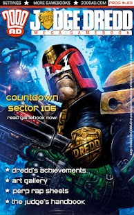 Judge Dredd: Countdown Sec 106 Screenshot 15