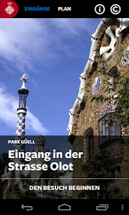 Park Güell - Offizieller Guide- screenshot thumbnail