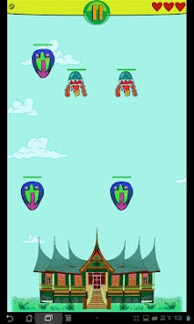 Alien Squash Free apk screenshot