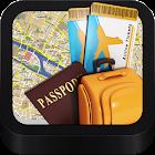 巴黎离线地图 icon