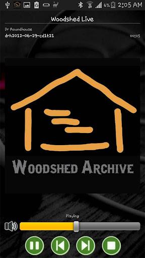 Woodshed Radio